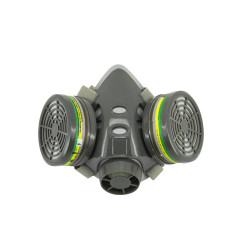 308 Replaceable Activated Carbon Box Gas Respiratory Mask
