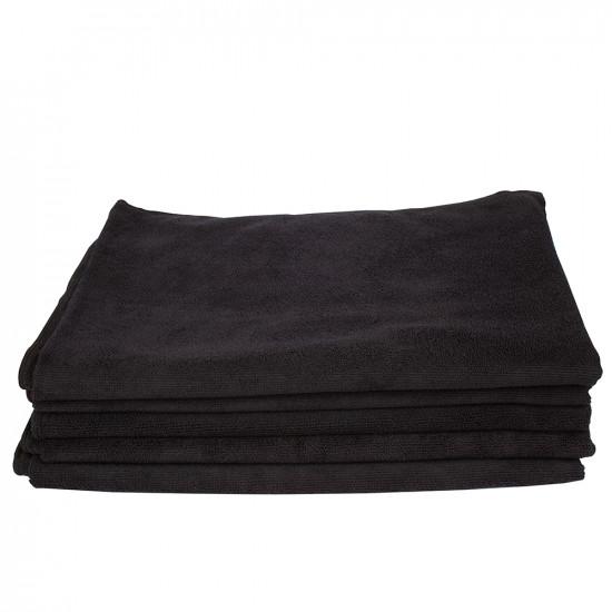 Microfiber Car Wash Weft Towel  (Big)- 300 GSM