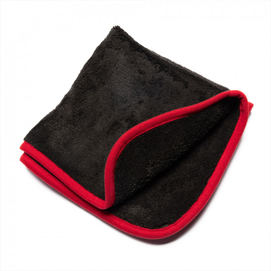 Microfiber Coral Fleece Car Wash Towel- 340 GSM (40*40 cms)