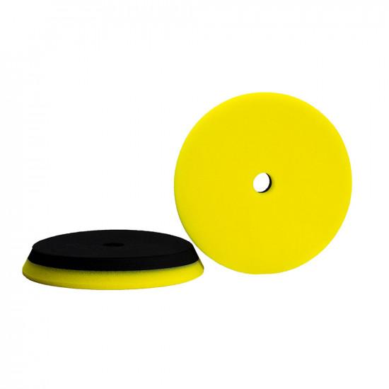 "6""  Yellow Medium  Cutting  Pad"